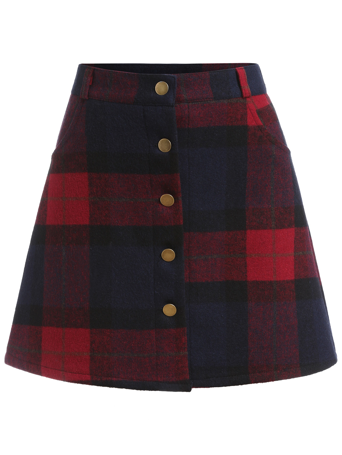 A line skirt -